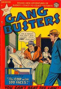 Cover Thumbnail for Gang Busters (DC, 1947 series) #25