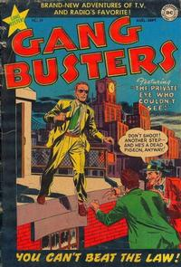 Cover Thumbnail for Gang Busters (DC, 1947 series) #29