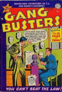 Cover Thumbnail for Gang Busters (DC, 1947 series) #39
