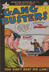 Cover Thumbnail for Gang Busters (DC, 1947 series) #40