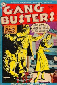 Cover Thumbnail for Gang Busters (DC, 1947 series) #43