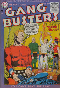 Cover Thumbnail for Gang Busters (DC, 1947 series) #48