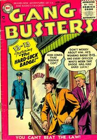 Cover Thumbnail for Gang Busters (DC, 1947 series) #51