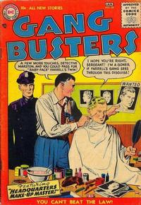 Cover Thumbnail for Gang Busters (DC, 1947 series) #55