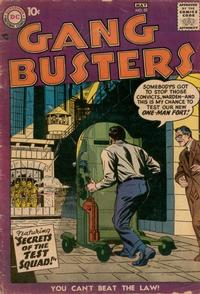 Cover Thumbnail for Gang Busters (DC, 1947 series) #57