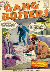 Cover Thumbnail for Gang Busters (DC, 1947 series) #58
