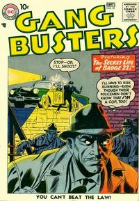 Cover Thumbnail for Gang Busters (DC, 1947 series) #59