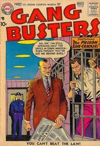 Cover Thumbnail for Gang Busters (DC, 1947 series) #60