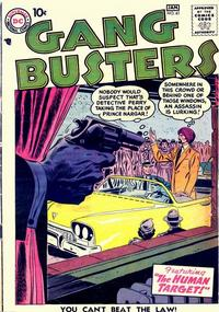 Cover Thumbnail for Gang Busters (DC, 1947 series) #61