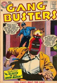 Cover Thumbnail for Gang Busters (DC, 1947 series) #62