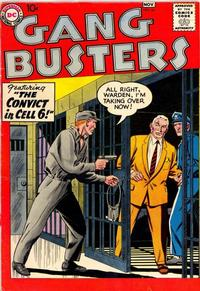 Cover Thumbnail for Gang Busters (DC, 1947 series) #66