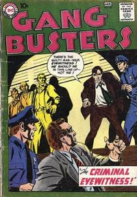 Cover Thumbnail for Gang Busters (DC, 1947 series) #67