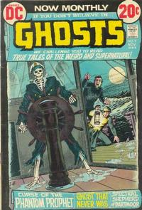 Cover Thumbnail for Ghosts (DC, 1971 series) #9