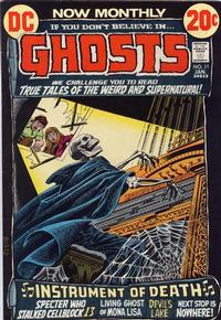 Cover Thumbnail for Ghosts (DC, 1971 series) #11