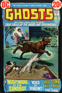 Cover Thumbnail for Ghosts (DC, 1971 series) #13