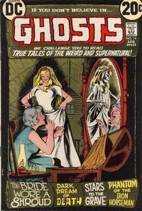 Cover Thumbnail for Ghosts (DC, 1971 series) #14
