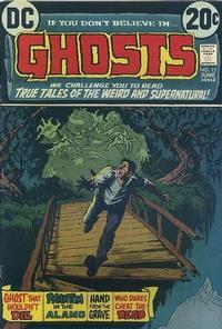 Cover Thumbnail for Ghosts (DC, 1971 series) #15