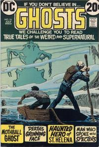 Cover Thumbnail for Ghosts (DC, 1971 series) #16