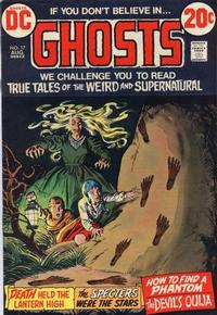 Cover Thumbnail for Ghosts (DC, 1971 series) #17