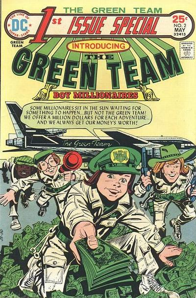 Cover for 1st Issue Special (DC, 1975 series) #2