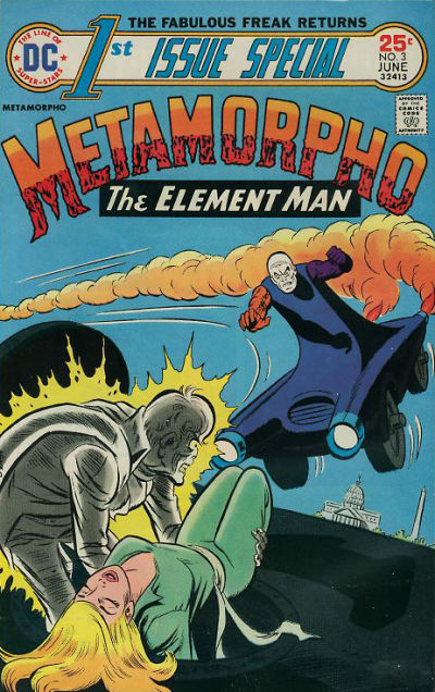 Cover for 1st Issue Special (DC, 1975 series) #3