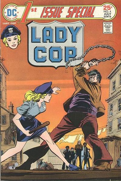 Cover for 1st Issue Special (DC, 1975 series) #4