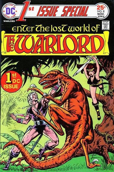 Cover for 1st Issue Special (DC, 1975 series) #8