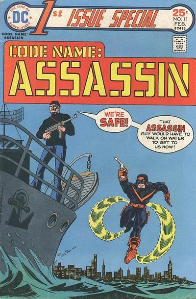 Cover for 1st Issue Special (DC, 1975 series) #11