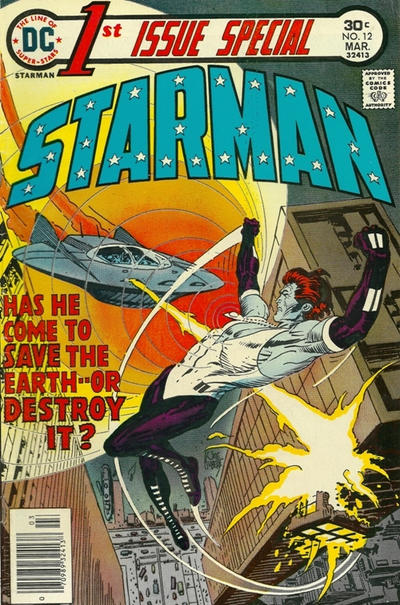 Cover for 1st Issue Special (DC, 1975 series) #12