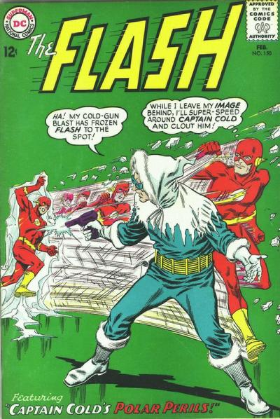 Cover for The Flash (DC, 1959 series) #150