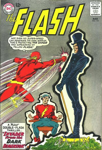 Cover for The Flash (DC, 1959 series) #151