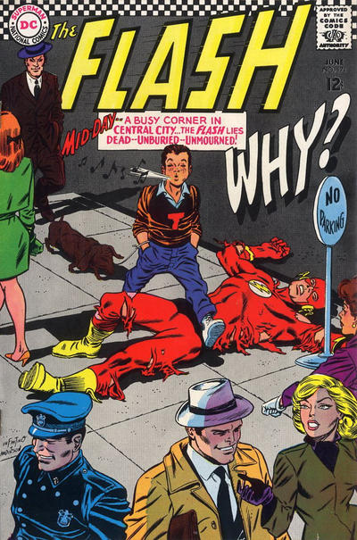 Cover for The Flash (DC, 1959 series) #171