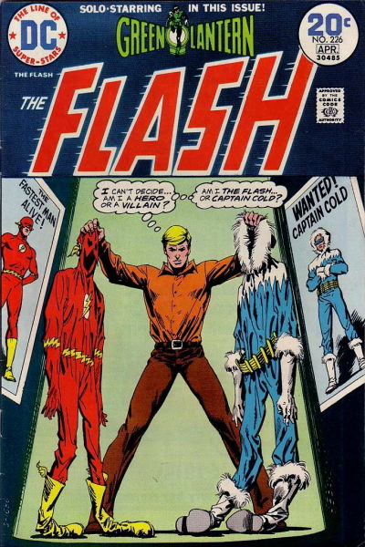 Cover for The Flash (DC, 1959 series) #226