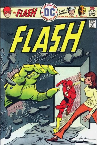 Cover for The Flash (DC, 1959 series) #236
