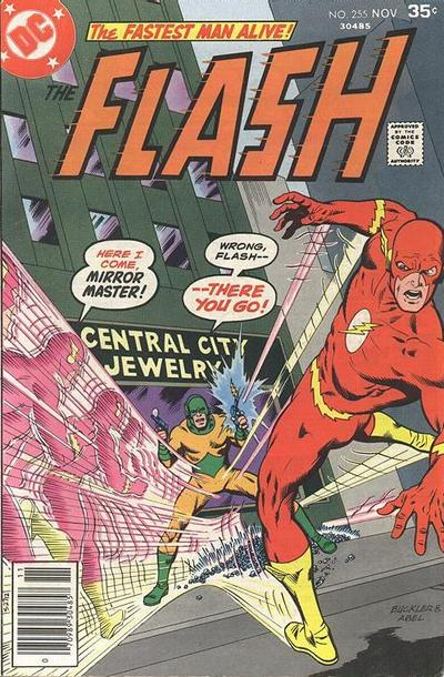 Cover for The Flash (DC, 1959 series) #255