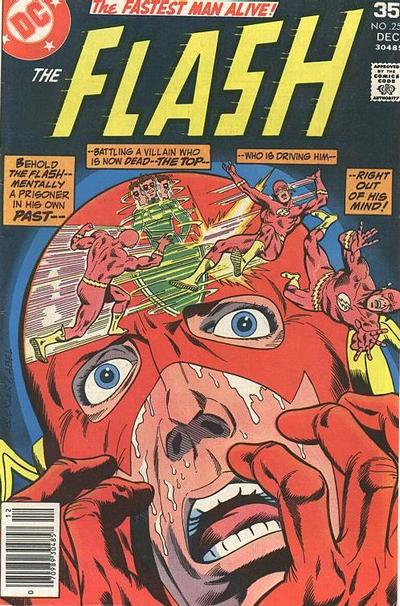Cover for The Flash (DC, 1959 series) #256
