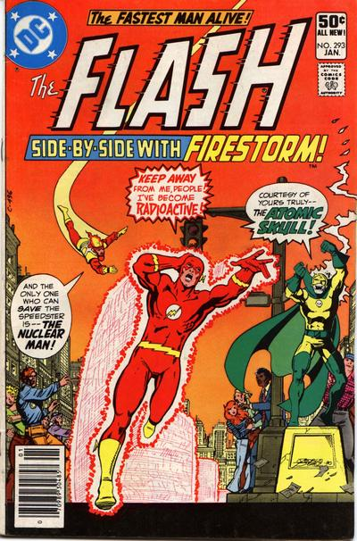 Cover for The Flash (DC, 1959 series) #293 [Direct Sales]