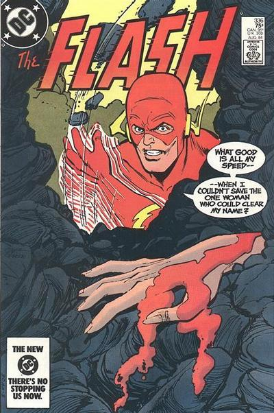 Cover for The Flash (DC, 1959 series) #336 [direct-sales]