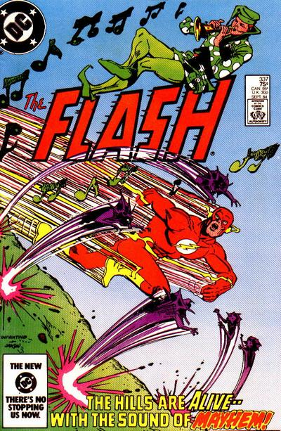 Cover for The Flash (DC, 1959 series) #337 [direct-sales]