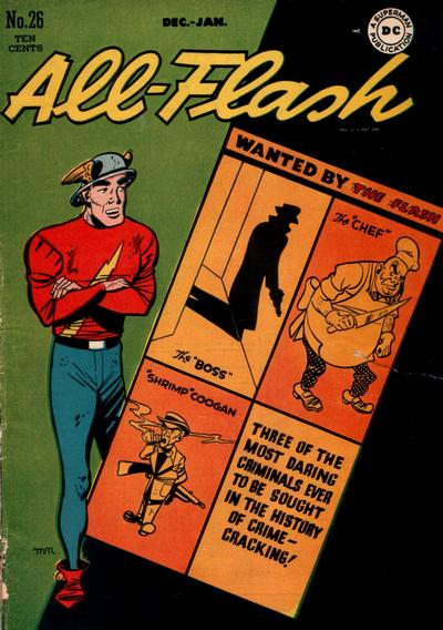 Cover for All-Flash (DC, 1941 series) #26
