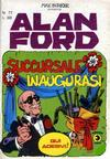 Cover for Alan Ford (Editoriale Corno, 1969 series) #77