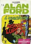 Cover for Alan Ford (Editoriale Corno, 1969 series) #81