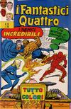 Cover for I Fantastici Quattro (Editoriale Corno, 1971 series) #29