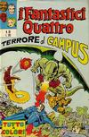 Cover for I Fantastici Quattro (Editoriale Corno, 1971 series) #30