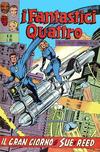 Cover for I Fantastici Quattro (Editoriale Corno, 1971 series) #39