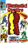 Cover for I Fantastici Quattro (Editoriale Corno, 1971 series) #64
