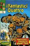 Cover for I Fantastici Quattro (Editoriale Corno, 1971 series) #65