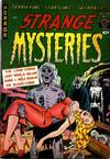 Cover for Strange Mysteries (Superior Publishers Limited, 1951 series) #1