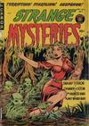 Cover for Strange Mysteries (Superior Publishers Limited, 1951 series) #2