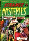 Cover for Strange Mysteries (Superior Publishers Limited, 1951 series) #6